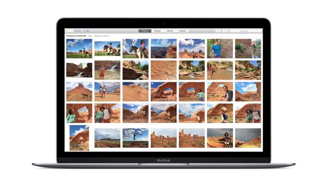 OS X 10.11.4 bringt Live-Photo-Unterstützung auf den Mac