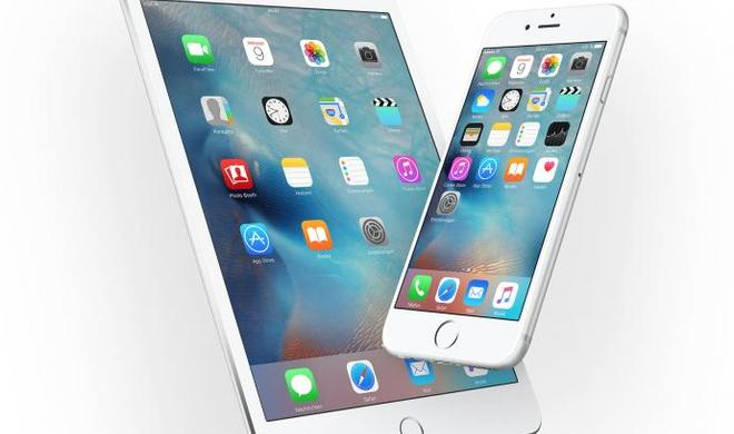 Apple veröffentlicht  iOS 9.2.1 mit Bug-Fixes und Sicherheitsupdates - schnell aufspielen!