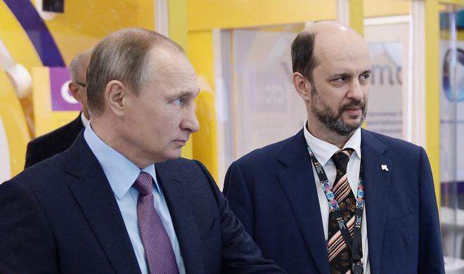 Putins Internet-Berater betreibt eigene Torrent-Website