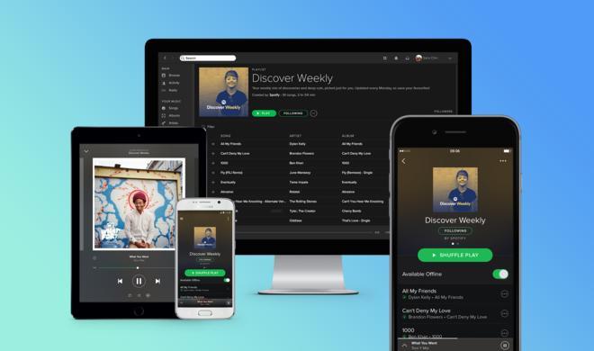 Spotify reagiert auf Bedrohung durch Apple Music