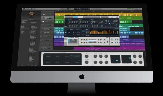 Neue Updates für Logic Pro X und MainStage 3