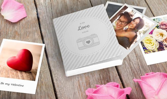 Gewinnspiel: Polapix Fotobox-Verlosung zum Valentinstag