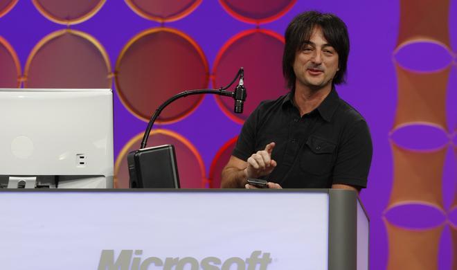 Darum nutzt der Windows Phone-Vizepräsident ein iPhone