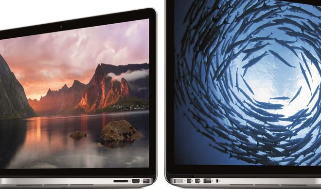 MacBook Pro 15: Neue Skylake-Prozessoren verraten Hardware-Specs