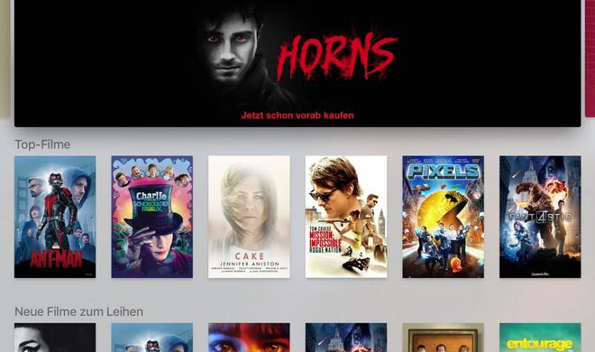Das Apple TV definiert die Zukunft des Fernsehens
