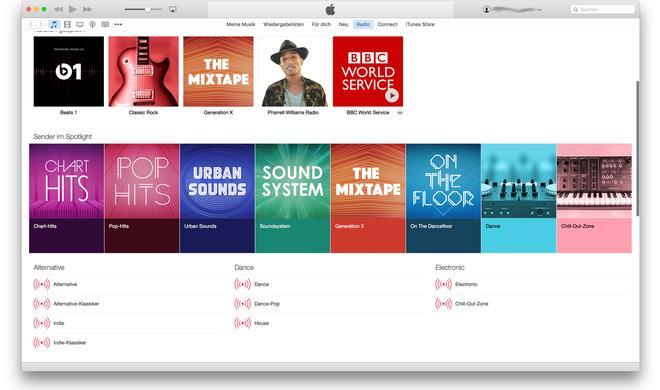 iTunes Radio abgeschaltet – geheime Gründe enthüllt