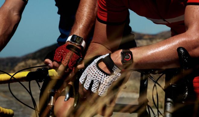 Apple Watch Sport: Uhr jetzt nicht mehr kratzfest und stoßsicher
