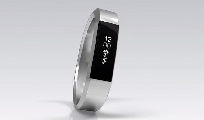 Fitbit Alta: Fitness-Armband aus Metall
