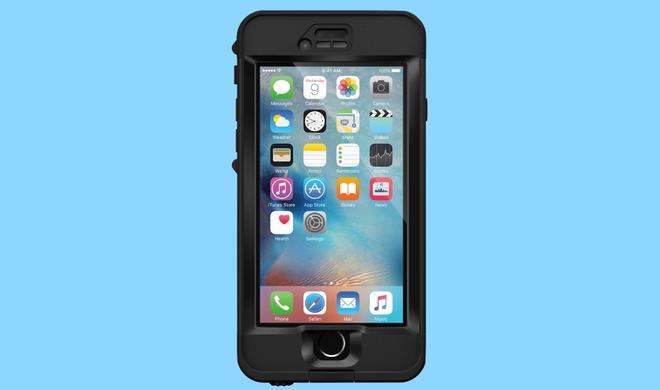 Lifeproof NUUD: Wasserfeste Hülle für iPhone 6s und iPhone 6s Plus