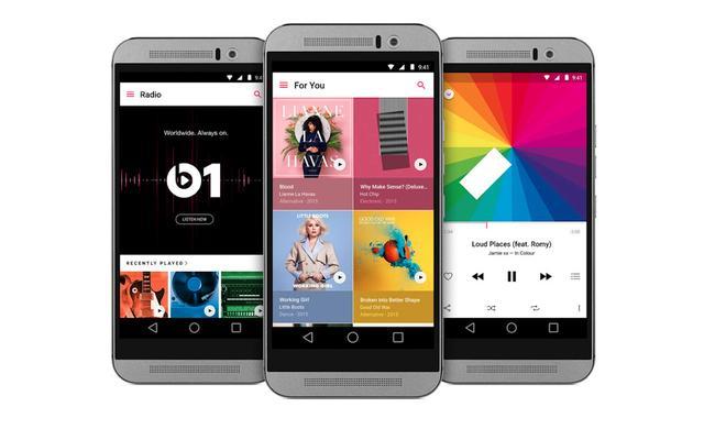 Apple Music für Android: Speichern von Musik auf SD-Karten möglich