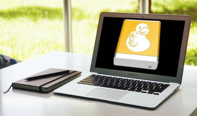 Mountain Duck holt die Cloud auf den Desktop