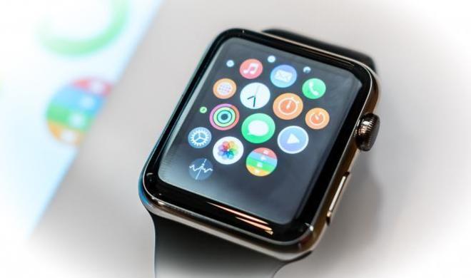 2 von 3 Smartwatches kommen von Apple