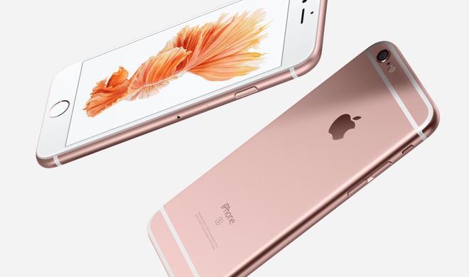 Rotgold für iPads, MacBooks und das iPhone 5se