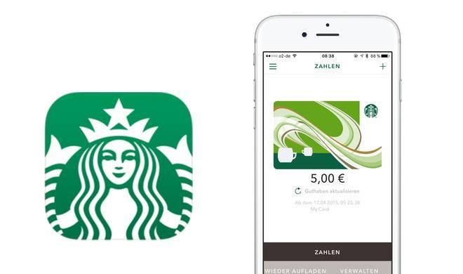 Apple Pay Lite: Mit der Apple Watch bei Starbucks bezahlen