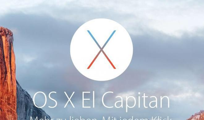 Beta 3 von OS X 10.11.4 ist da