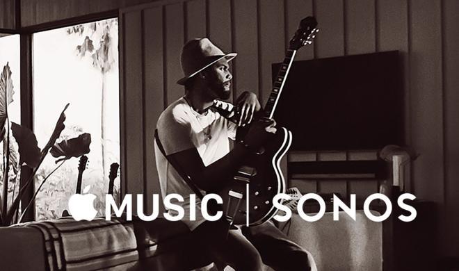 Apple Music ab heute für Sonos-Lautsprecher