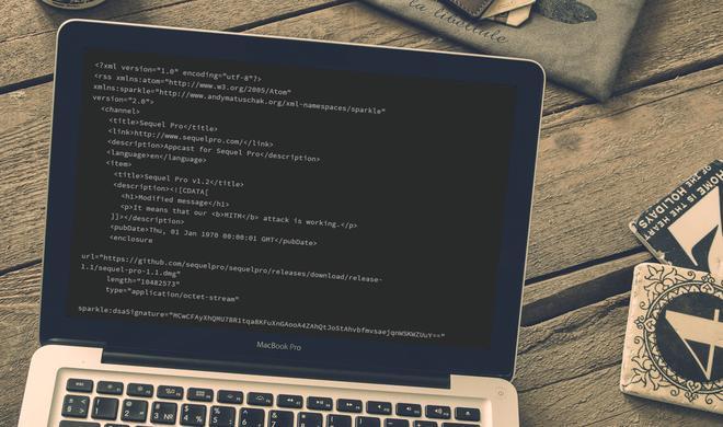 OS X: Sparkle-Sicherheitslücke betrifft viele Apps