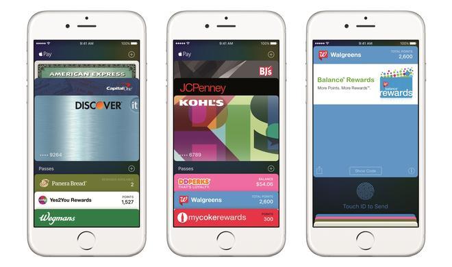 Apple Pay erstmals teilweise ausgefallen