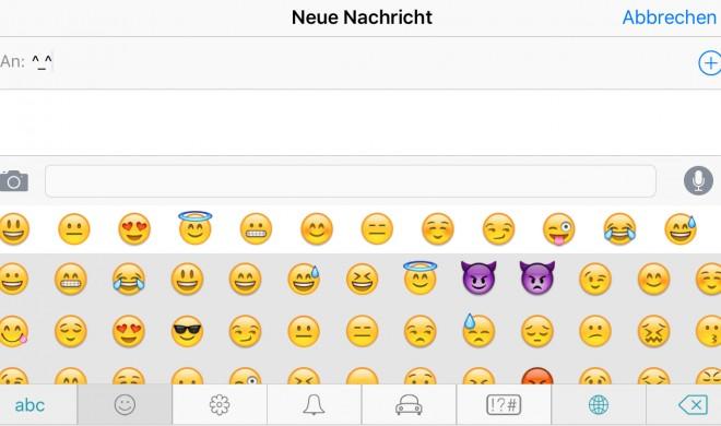 So schaltet ihr versteckte Emojis auf eurem iPhone frei