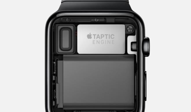 Haptik-Patente: iPhone und Apple Watch drohen Einfuhrstopps