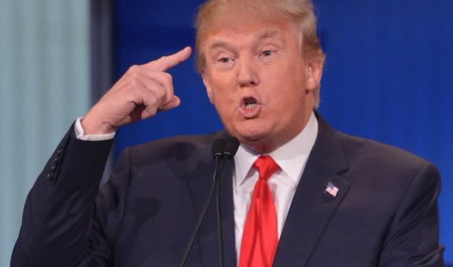 IT-Koryphäe Donald Trump wettert gegen Apples Verschlüsselung