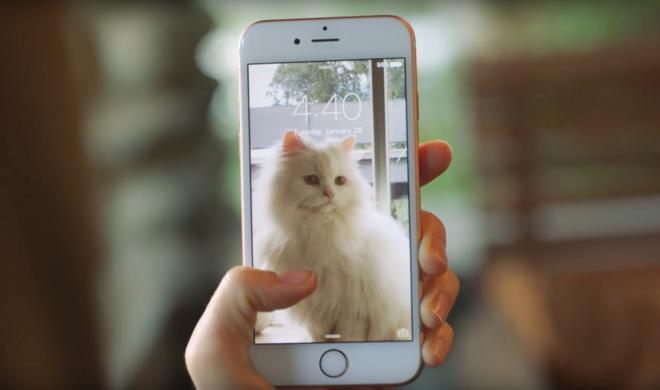 iPhone 6s: Neue Werbespots zu Live Photos und 3D Touch