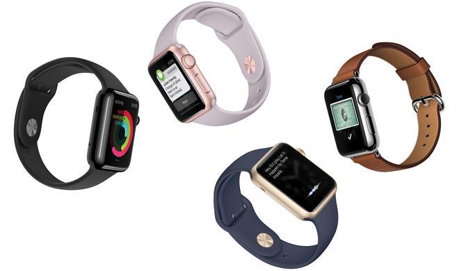 Apple Watch: Über 5,1 Millionen Einheiten im letzten Quartal verkauft