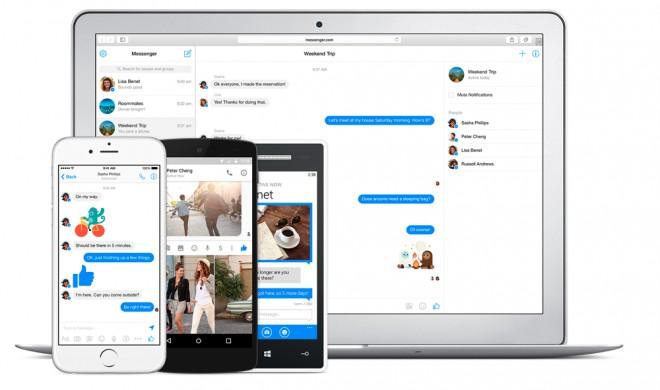 Werbung im Facebook-Messenger soll bald starten