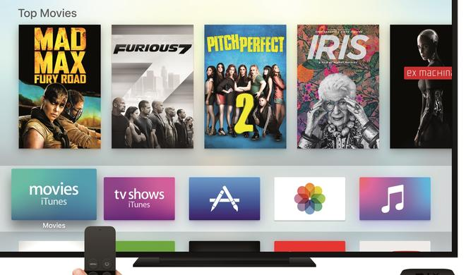 Apple TV 4: Neue App-Kategorien verraten Apples Absichten
