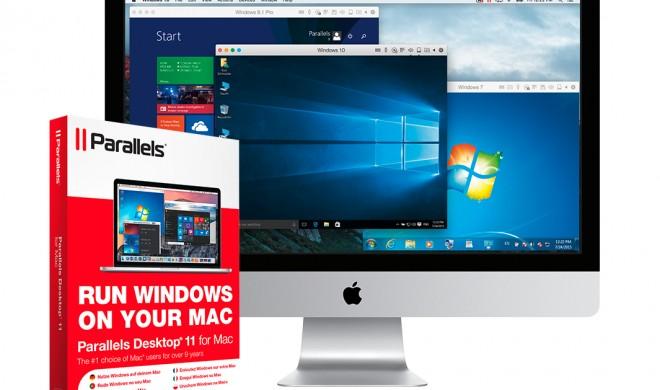 """Parallels Desktop 11: So einfach geht """"Windows auf dem Mac"""""""