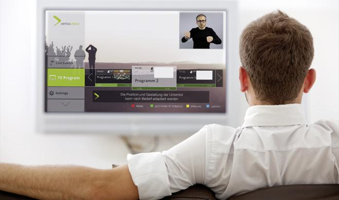 """""""Speakers' Corner"""": Grenzenlos Fernsehen mit der HbbTV-App"""