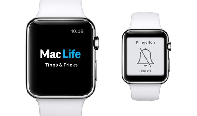 Apple-Watch-Tipp: Drei Wege zur Ruhe