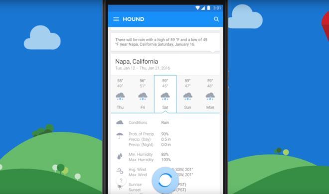 Hound: das bessere Siri?