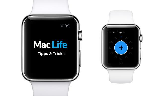 Apple-Watch-Tipp: Favoriten verwalten