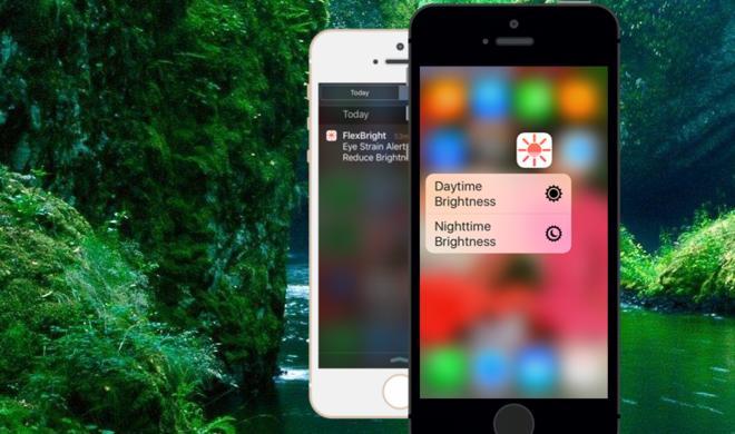 Flexbright: Night-Shift-Modus bereits jetzt verwenden