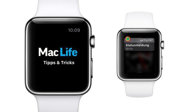 Apple Watch: So verwaltet man Benachrichtigungen