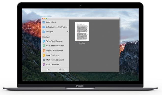 Kostenlose MS-Office-Alternative: Das sind die ersten Schritte mit LibreOffice