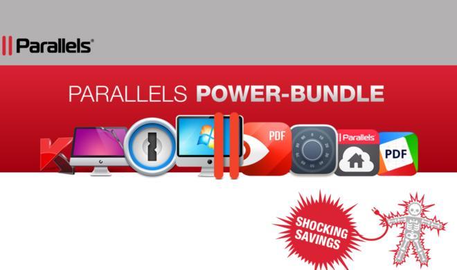 Schnäppchen-Bundle: Parallels Desktop kaufen, 1Password und sechs weitere Apps kostenlos