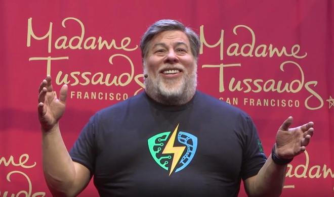 So wurde die Wachsfigur von Steve Wozniak bei Madame Tussauds gebaut