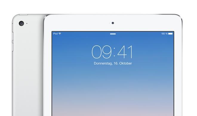 Das iPad Air 2 ist das neue Low-Cost-iPad