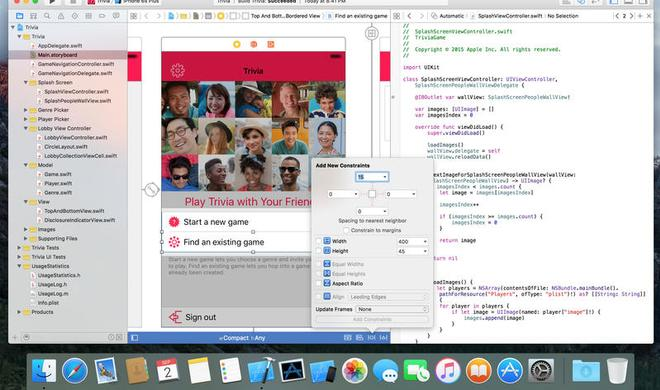 Entwickler aufgepasst: Apple verbessert Xcode, veröffentlicht Version 7.3