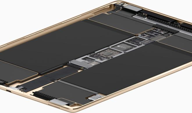A9X-Prozessor im iPad Pro 9,7 künstlich verlangsamt, nur 2 GByte RAM