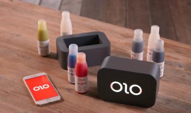 3D-Drucker OLO nutzt iPhone zum Belichten von Harz