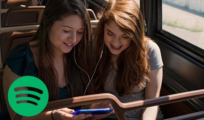 Telekom führt Drosselung bei Spotify ein