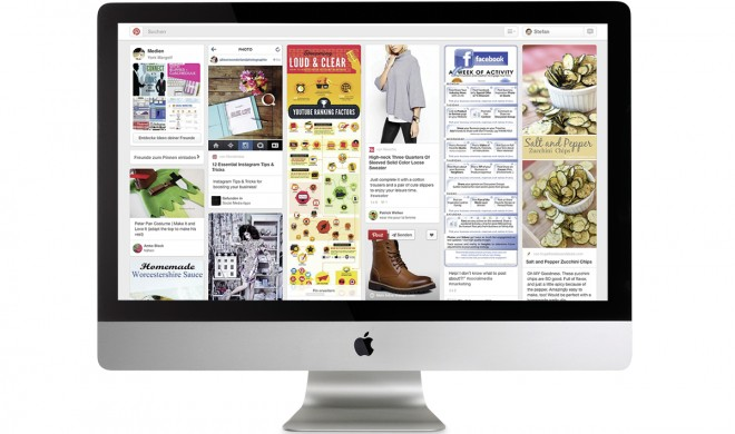 Was ist eigentlich Pinterest? Visueller Bookmarking-Dienst verständlich erklärt