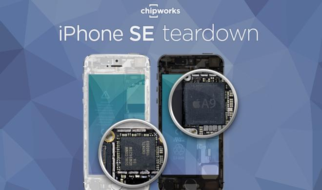 iPhone SE zerlegt: Erster Teardown mit oder ohne Überraschungen?