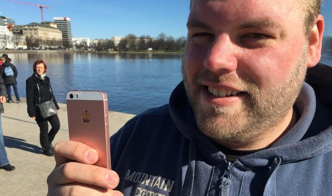 Test: iPhone SE - so gut ist Apples neues Mini-iPhone wirklich - jetzt mit Video-Fazit