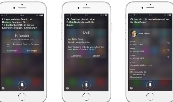 Siri reagiert auf sexuelle Übergriffe