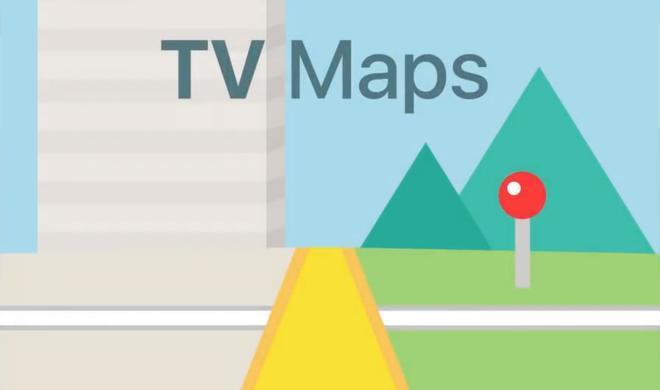 Diese App holt Apple Maps auf dein Apple TV