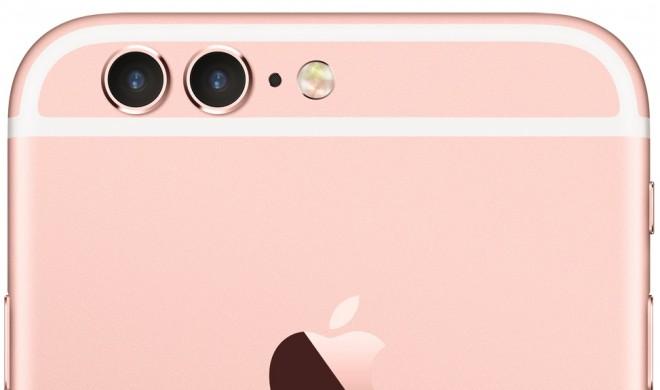 iPhone 7: Leistungsfähigere Dual-Kamera soll 5,5-Zoll-Modell vorbehalten bleiben
